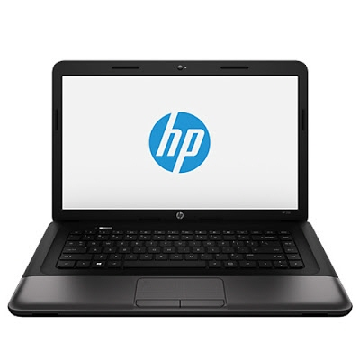 Laptop Hp 250; Intel Celeron 1000m 1.8 Ghz; 4 Gb Ddr3; 500 Gb Sata; Ecran 15.6  Hd 16:9 1366x768; Intel Hd Graphics Shared; Dvd Rw; Webcam; -; Silver; Windows 8 Home; Renew