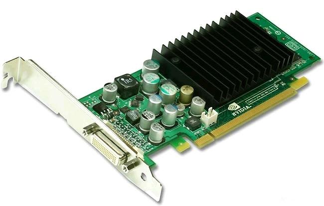 Nvidia Quadro 285 Nvs  128 Mb  Pci-e 16x