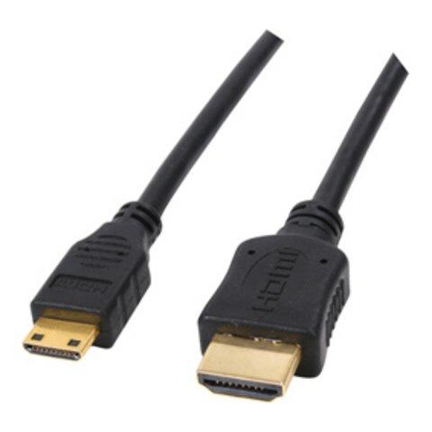 Cablu Video Hdmi A (male) Hdmi C (male) 1.8m Cc-hd