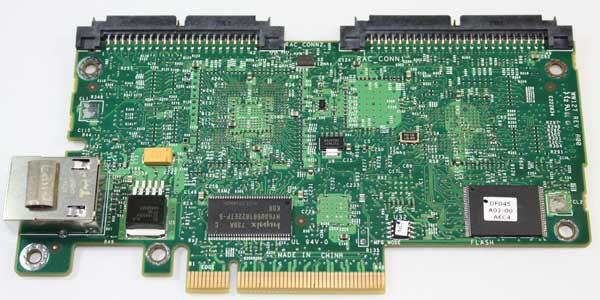 Controler Sas Dell Sas 5/ir; Pci-e 8x; cn0gu186137406bh019g  0gu186