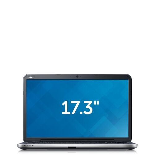 Laptop Dell Inspiron 17-5737; Intel Core I7-4500u 3 Ghz; 8 Gb Ddr3; 1000 Gb Sata; Ecran 17.3  Hd+; Dvd Rw; Webcam; Windows 8.1