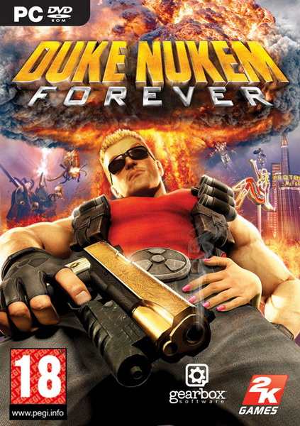 Joc Pc Duke Nukem Forever