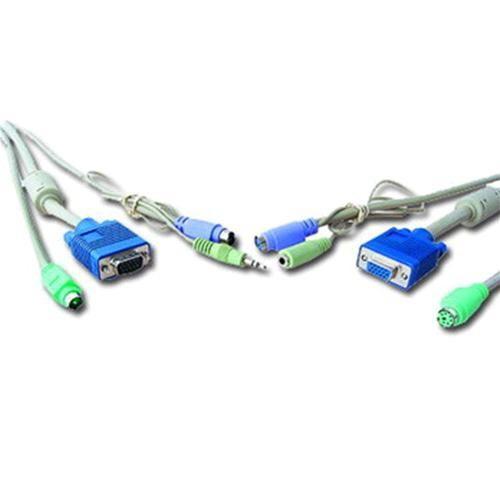 Cablu Pc; Kvm La Kvm; 1.8m