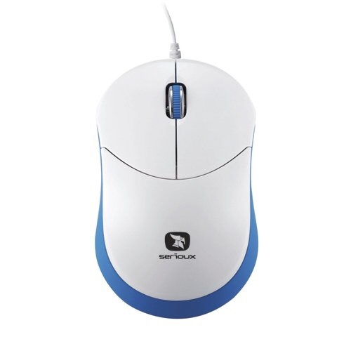 Mouse Serioux; Model: Rainbow680-bl; Usb