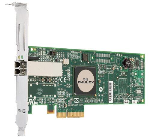 Placa retea: EMULEX LPe1150-E; PCI-E; 1 x LC OPTICAL; TH0ND4077325288M70AGA03, 0ND407; SH