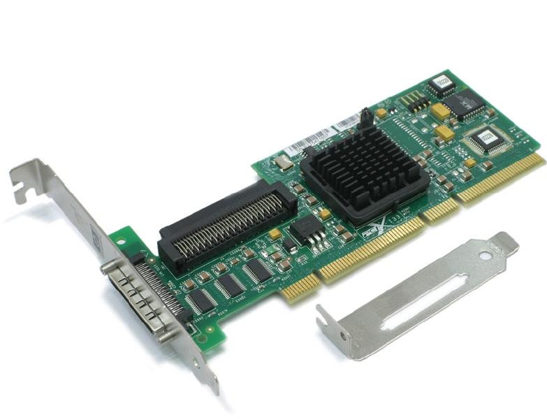 Controler Scsi Lsi Logic Lsi20320-hp; Pci-x; 332541-001  P833c0bgkrtd0o