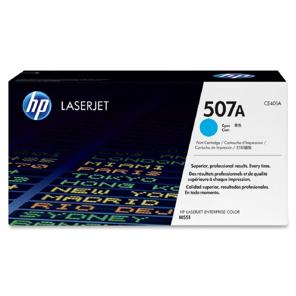 Cartus: Hp Color Laserjet M551 Black
