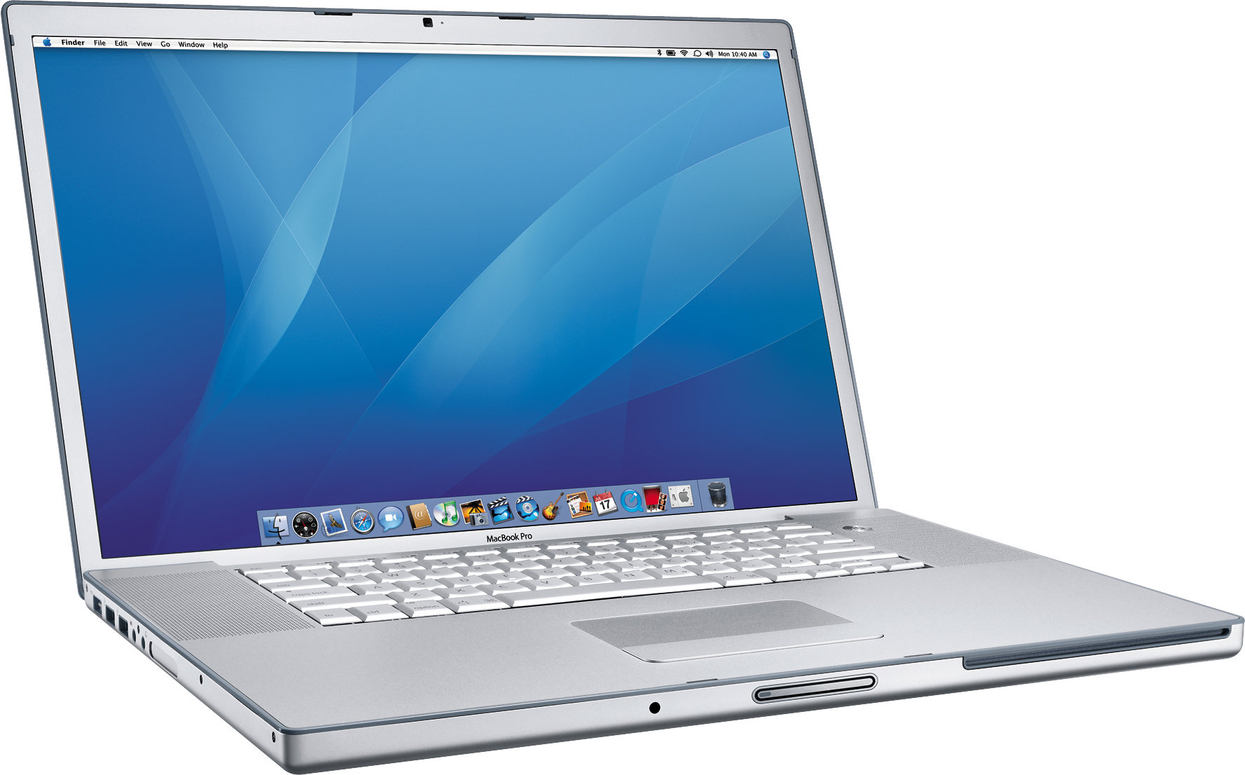 Laptop Apple Macbook Pro; Core2duo; 2.4 Ghz; 2 Gb Ram; 160 Gb Hdd; Abd5490