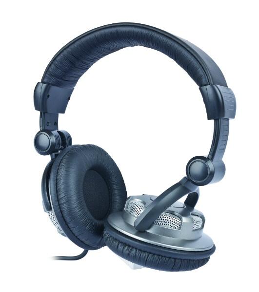 Casca Cu Microfon Gembird; Model: Mhp-401; Negru;