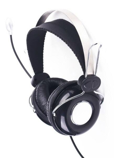 Casca Cu Microfon Gembird; Model: Mhs-105; Negru;