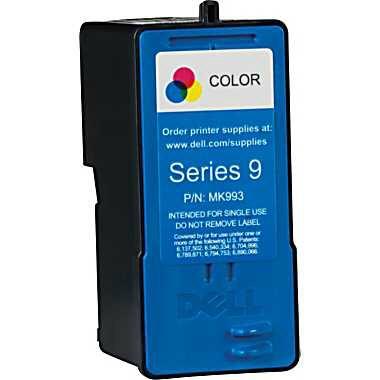 Cartus Imprimanta Original Mk993 Dell Series 9 Color
