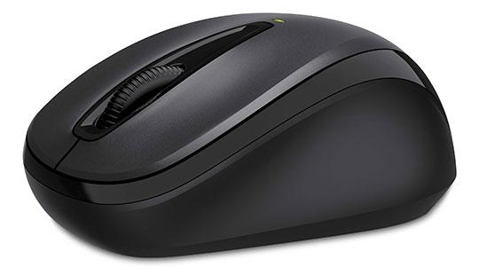 Mouse Microsoft; Model: Moblie 3000; Negru; Usb; W