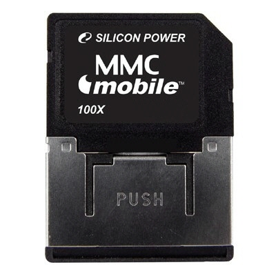 Mmc Silicone Power; Model: Sp512mb; Capacitate: 51
