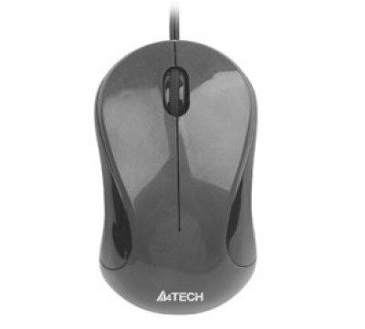 Mouse A4tech V-track Padless  Usb. Buton Gesture 8 Functii. Grey (blue Light). n-321-1
