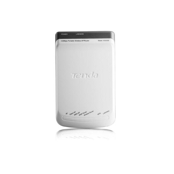 Router Tenda; Model: W300m; Management; Wireless;
