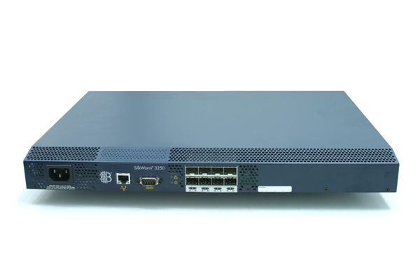 Router Silkworm; Model: 3250; Management; Port Con