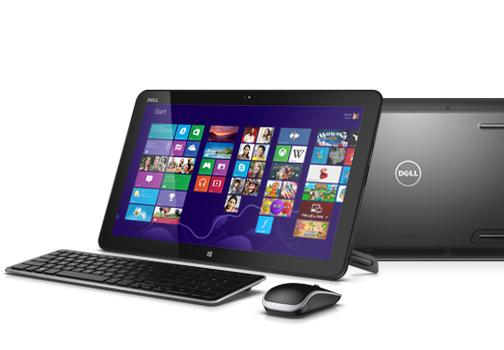 All In One Dell Xps  Intel Core I3-3227u 1.9 Ghz;   4 Gb Ddr3  500 Gb Hdd  18.4 Full Hd; Touch-screen Display  Intel Hd Graphics 4000  802.11a/b/g/n + Bt  Black  Windows 8