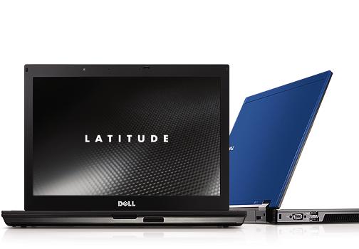 Laptop Dell Latitude E6410; Intel Core I5-520m 240
