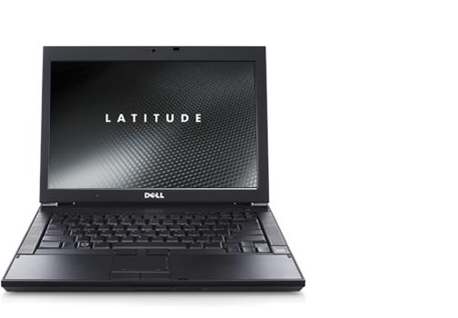 Laptop Dell Latitude E6400; Intel Core 2 Duo P8600 2400 Mhz; 2 Gb Ddr2; 80 Gb Sata; Ecran 14  Intel Hd Graphics Shared; Dvd