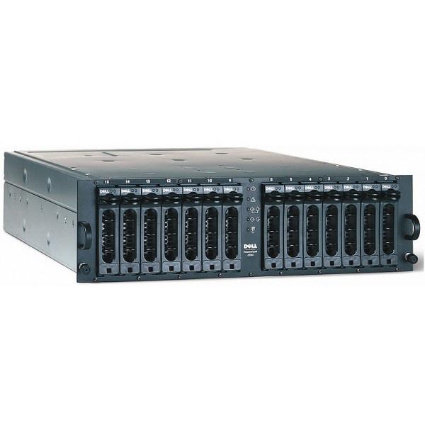 Dell Powervault 220s Scsi Storage Array Fara Hdd