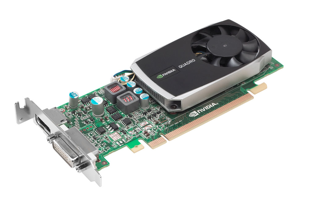 Placa video: NVIDIA Quadro 600 NVS; 1 GB; PCI-E 16X; 1 x DVI; 1 x DISPLAY PORT;