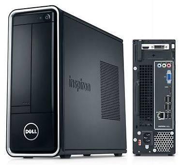 Desktop Dell Inspiron 6602  Intel Pentium  G2020 2