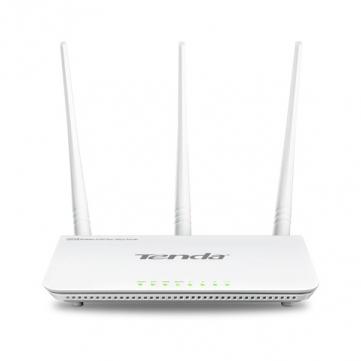 Router Tenda; Model: F303; Wireless; Porturi: 3 X Rj-45 10/100