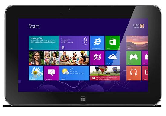 Tableta Dell Xps 10 Qualcomm Snapdragon S4 1.5 Ghz