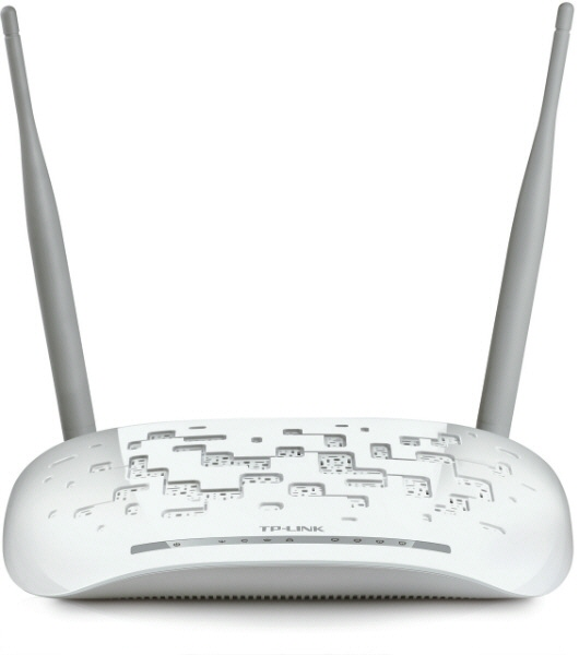 Router Tp-link; Model: Td-w8961nd; Management; Wir