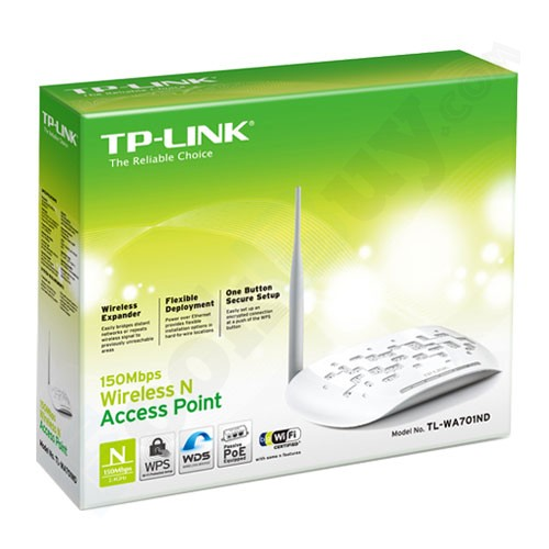 Acces Point Wierless 150 Mps  Poe  Pasiv Tp-link T