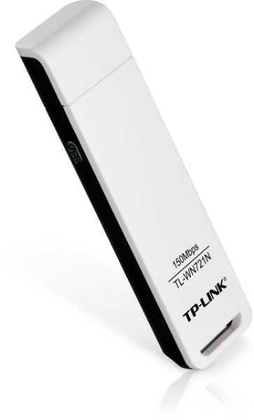 Placa De Retea: Tp-link Tl-wn721n; Wireless 150 Mbps; Usb