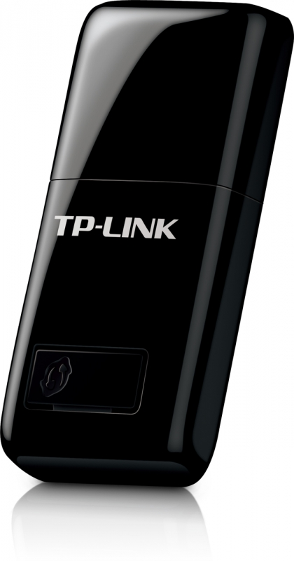 Placa De Retea: Tp-link Tl-wn823n; Wireless 300 Mbps; Usb