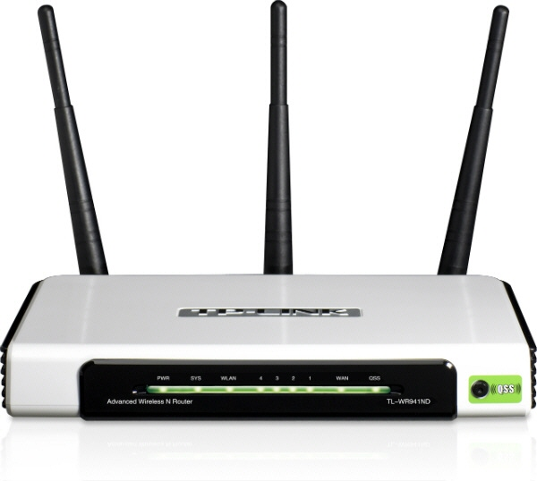 Router Tp-link; Model: Tl-wr941nd; Management; Wir