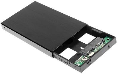 Rack Extern Tracer 2 5 Usb 2.0 Max 1000gb; Sata