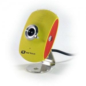 Webcam Serioux Srxc-800um; 0.3 Mp
