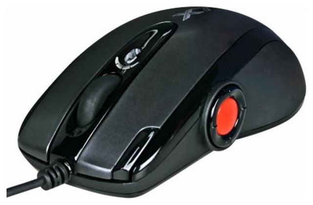 Mouse A4tech; Model: X-710mk; Negru; Usb
