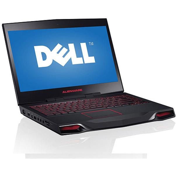 Laptop ALIENWARE, 14, Intel Core i7-4710MQ, 2.50 GHz, HDD: 500 GB, RAM: 16 GB, unitate optica: DVD RW, video: Intel HD Graphics 4600, nVIDIA GeForce GTX 765M, webcam, 14 LCD (FHD), 1920 x 1080