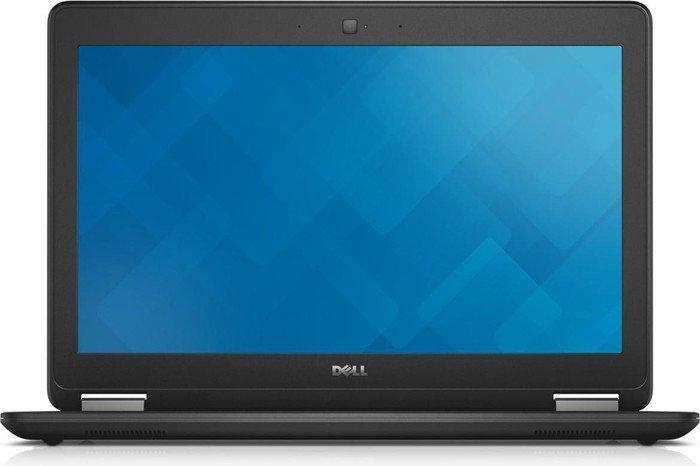 Laptop DELL, LATITUDE E7250, Intel Core i5-5300U, 2.30 GHz, HDD: 256 GB, RAM: 8 GB, video: Intel HD Graphics 5500, fingerprint, 12.1 LCD (WXGA), 1366 x 768