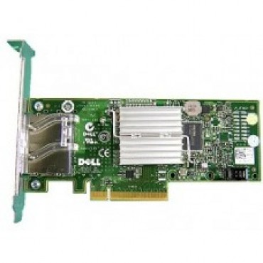 Dell H200E 6Gbps SAS HBA Dual-Port External Controller Adapter