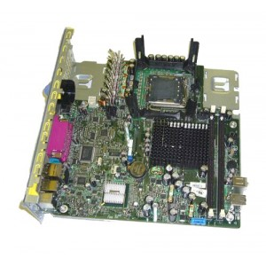 Placa de baza DELL OPTIPLEX GX520 0UG985
