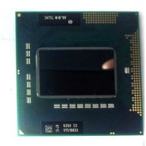 PROCESOR: INTEL; CORE i7; 740QM; 1.7 GHz; socket: PGA988; REF