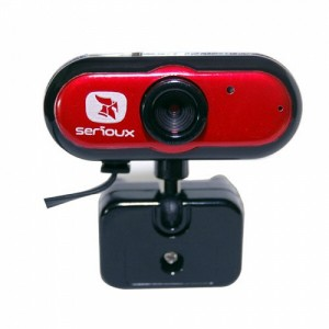 WEBCAM SERIOUX model: SRXC-6000HD