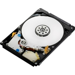 HDD 80 GB; IDE; 5400 RPM;