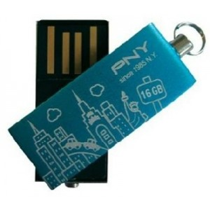 USB STICK PNY, capacitate: 16 GB