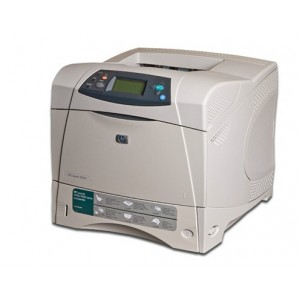 Imprimanta HP LaserJet 4250, incomplete