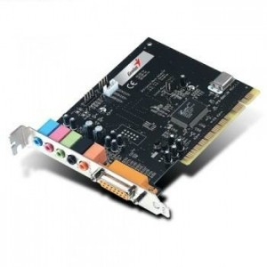 Placa de sunet GENIUS LIVE VALUE; (5.1); PCI