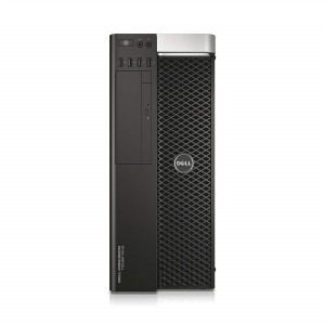 Dell, PRECISION TOWER 7810,  Intel Xeon E5-2620 v3, 2.40 GHz, HDD: 500 GB, RAM: 16GB, video: nVIDIA Quadro K620, TOWER