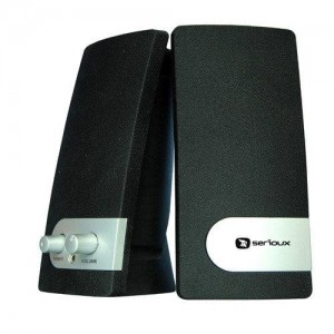 BOXE 2.0 SERIOUX POP 251B, 200W PMPO SRXB-251B