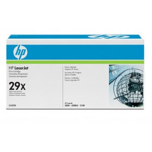 Cartus: HP LaserJet 5000, 5100 Series