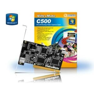 Tuner TV VIDEOMATE model: C500; PCI